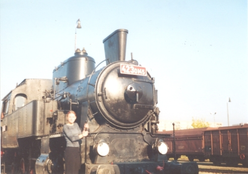 Den železnice 2010